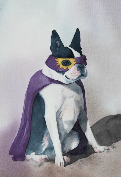 Super dog - Christelle Lecuret