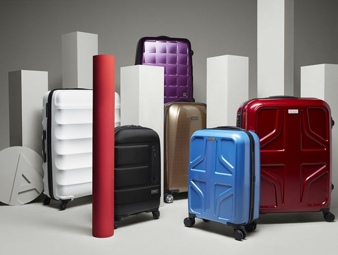 Antler Luggage: SS14 Collection