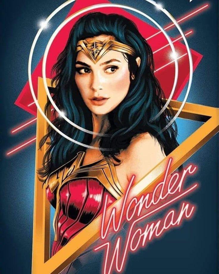Universocinematograficoheroes On Instagram Ww84 Poster Promo 1 4 Deja Tu Like Sigueme Para Mas Contenido U C H Wonder Woman Wonder Woman Art Wonder
