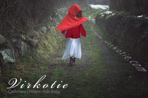 VirkotieLITTLE Red Riding Hood @virkotie www.virkotie.com