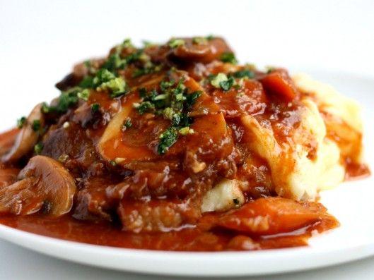 Osso buco | Opskrift | foodfanatics opskrifter