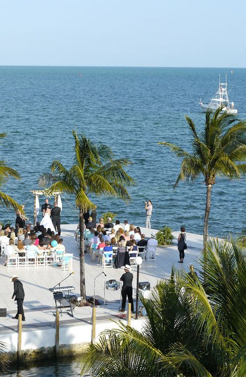 One of the Best Florida wedding Locations - Key Largo Lighthouse