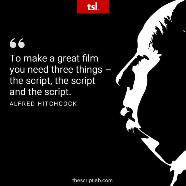 Quotable – Alfred Hitchcock