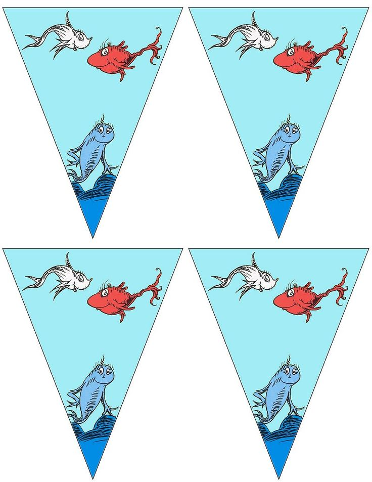 Free Printable Dr Seuss Banners Free To Use And Free