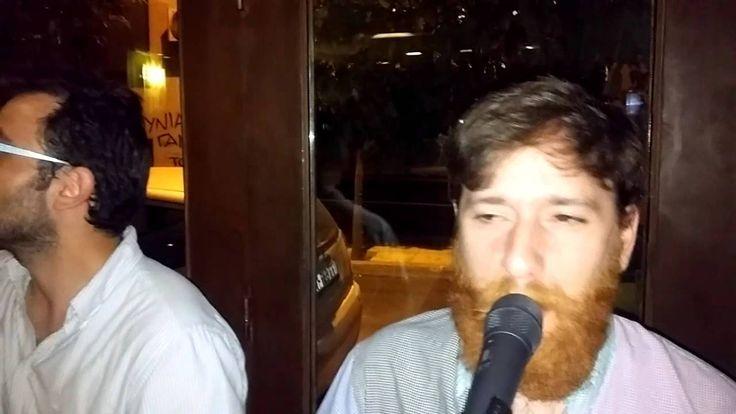 Ξέφραγο αμπέλι-το Γλέντι 13/9/2015 στο Ελαϊκόν