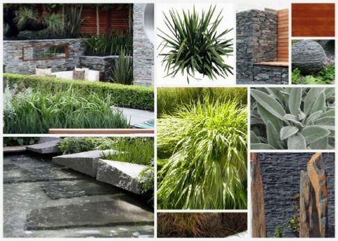 Les 15 meilleures images propos de ambiances de jardin for Jardin moderne contemporain