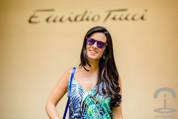 Tropical jumpsuit TFNCLondon Sunnies Eyewear Emidio Tucci MFSHOWMEN Crimenes de la Moda