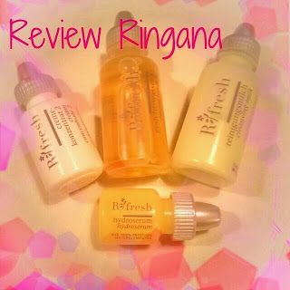 Review Ringana. Biologic cosmetics!!