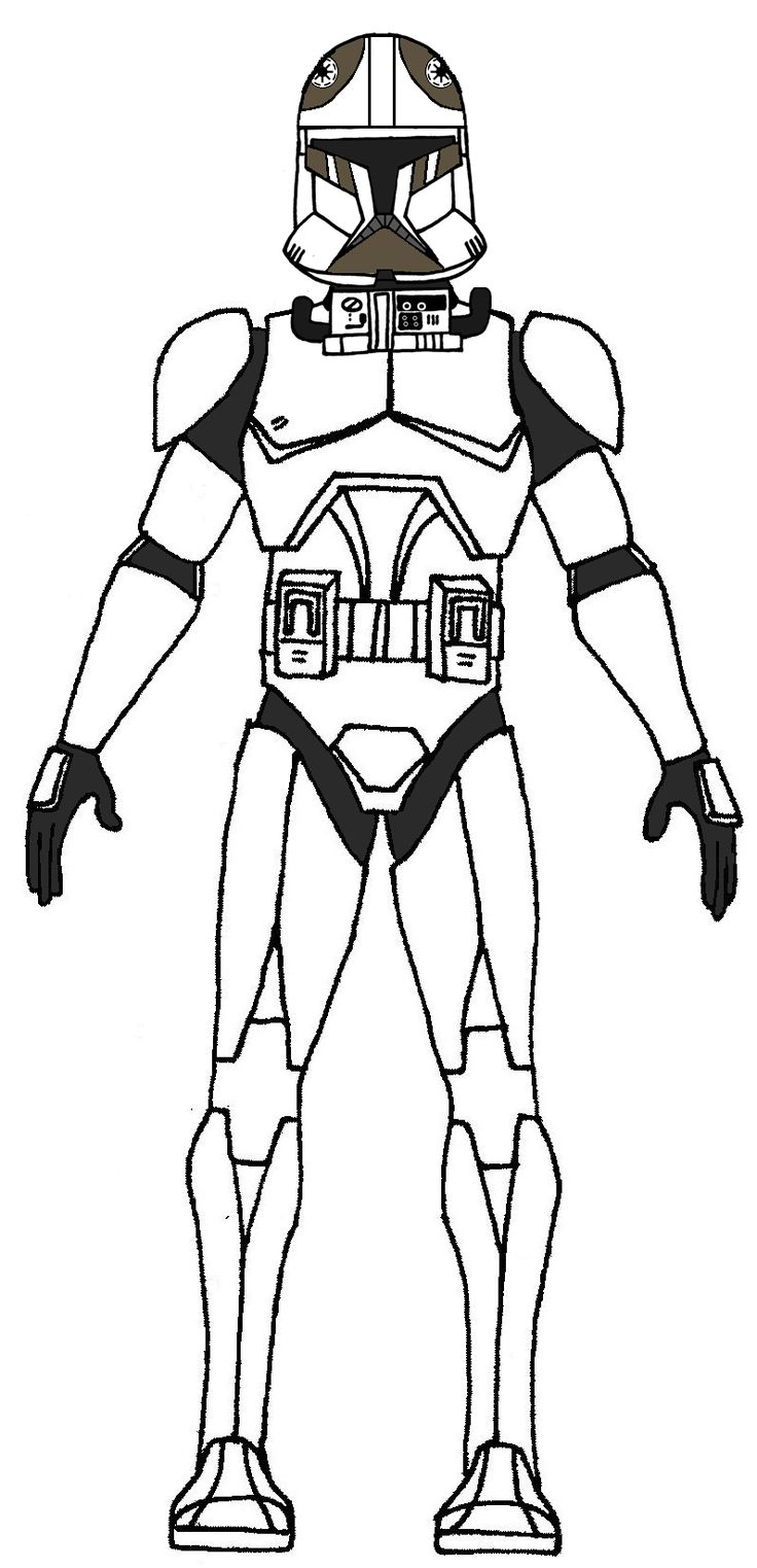 shock troopers coloring pages - photo#19