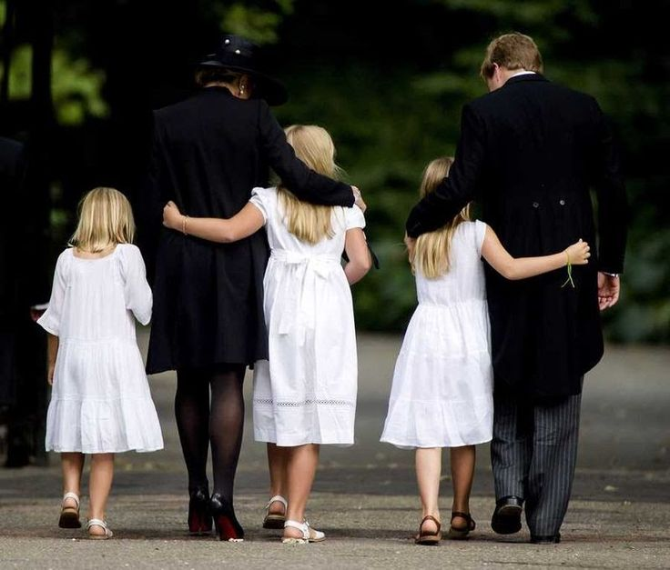 Prince Friso' s funeral
