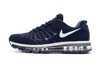 new style f4000 d3f99 Nike Air Max Emergent 120 KPU Navy Blue White 819857 401 Mens Running Shoes