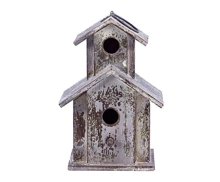 Casa para Pássaros Rustic