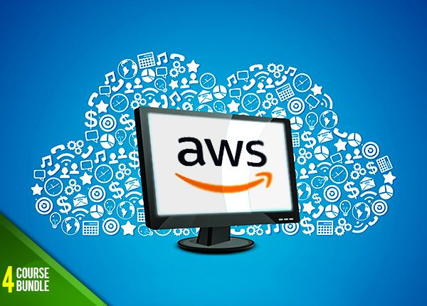 The complete amazon cloud Bundle Get sky high with this amazing cloud computing bundle on AWS. From learning how to set up your infrastructure to actually becoming certified, this bundle offers it all.