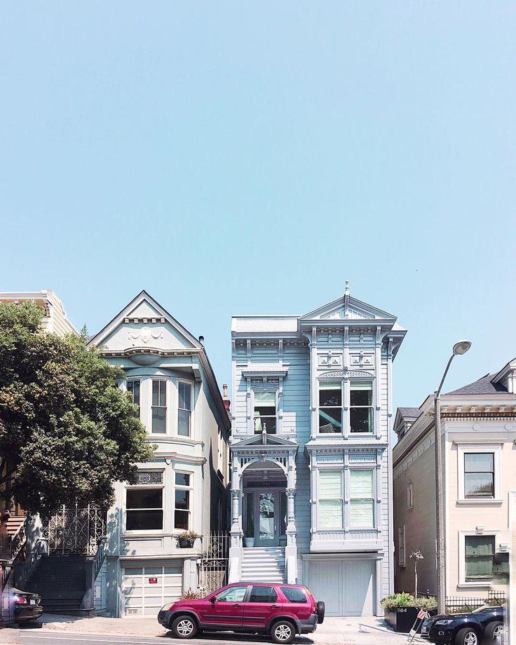 """577 Me gusta, 6 comentarios - Jackie Rueda / JackieRueda.com (@jackieruedaphotography) en Instagram: """"Las últimas casitas de San Francisco y ahora solo me queda resignarme y aceptar que terminaron las…"""""""