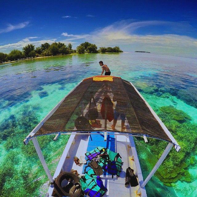 Loc: Taman Nasional Karimun Jawa #Indonesia