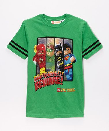 Another great find on #zulily! LEGO DC Super Heroes Tee - Kids #zulilyfinds