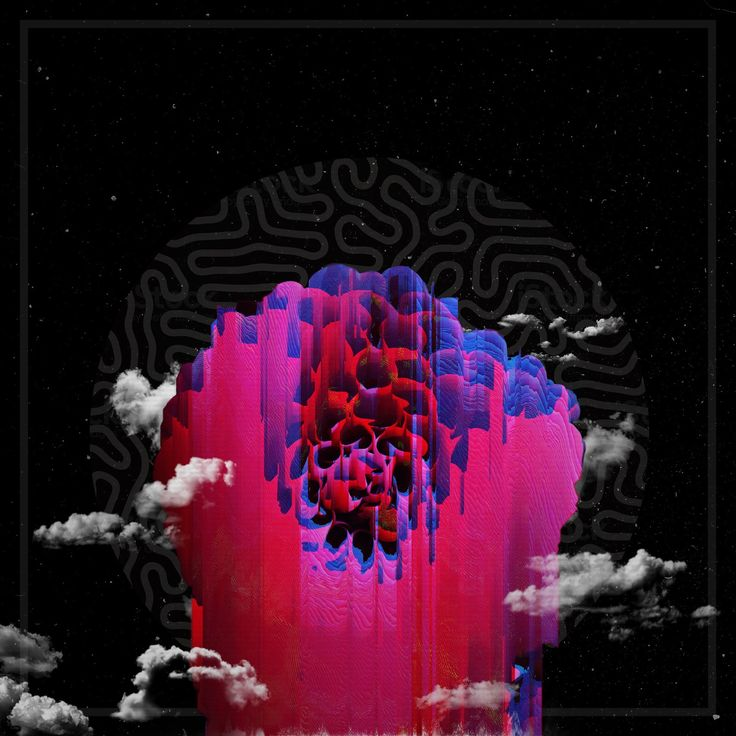 Another flower I  #design #digital #edit #photoshop #retrowave #digitalart #sadboys #glitch #ledoriver #vaporwave #pixelsorting
