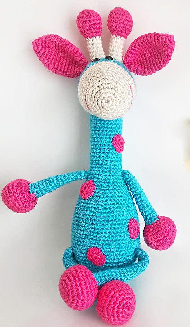 43 Cute Amigurumi Animals Toys Pattern Ideas Vol 5 Web Page 43 Crochet Cute Giraffe Toy Stuffed Animal Patterns Amigurumi Doll Crochet Animal Amigurumi