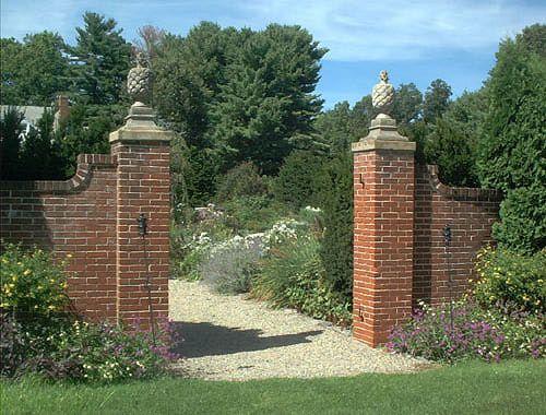 Pictures of landscaping for front door entrances garden