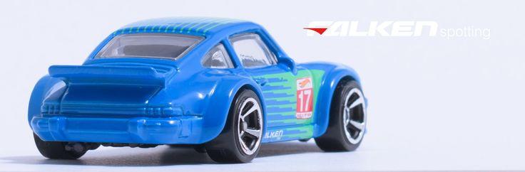 On continue ce vendredi avec les modèles qui vont voir le jour avec la collection 2016 et la prochaine Hot Wheels qui va revêtir une livrée Falken. Après une Ford Mustang ou une Toyota Supra et une Plymouth Aar Cuda de 1970 qui ont eu le droit à deux versions chacune, c'est au tour d'une Porsche 934 de sortir aux couleurs du fabricant de pneus performance japonais.
