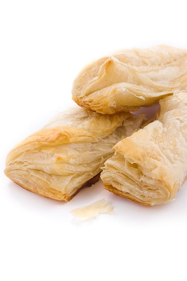 Dough Recipe: Simpler Puff Pastry  Terrific recipe for the puff pastry shell for the beef wellington.  No more long and tedious multiple foldings and rollings to incorporate the butter into the pastry.  You use your food processor for the basic butter infusions.