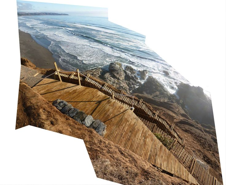 mauricio a. ureta villagra: observation platform in talca, chile - A gorgeous tribute to victims of the 2010 earthquake and tsunami