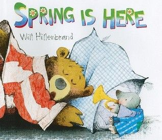 Spring Is Here by Wil Hillenbrand