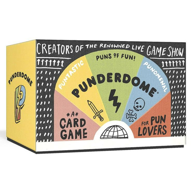 PUNDERDOME CARD GAME | Games World