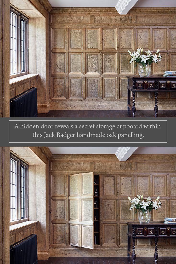 Pin By Gloria Martins On Atelie E Quarto De Hospedes In 2020 Wooden Panelling Hidden Doors In Walls