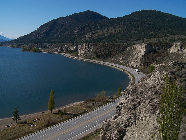 Highway 97 South | Flickr - Photo Sharing! #accommodation in West Kelowna: www.lakeviewmemories.com