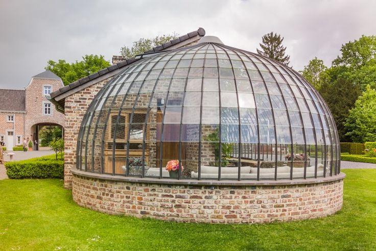 #sunroom Fonteinhof Borgloon conservatory