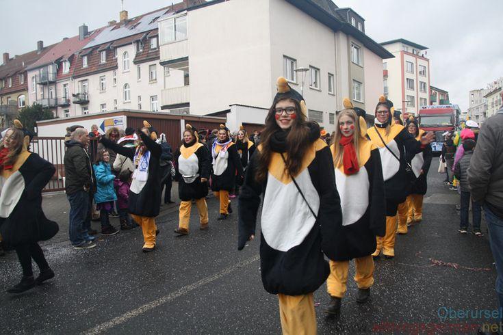Carnival 2016: TCC Pinguine Schwalbach 1948 e.V.