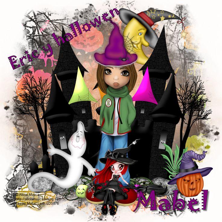 Mabel'Tags Creations: Tag Nº 515 octubre 2014