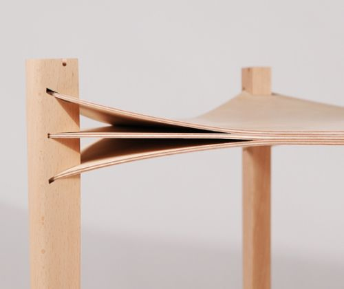 Table Between the Lines by Keyne Dupont