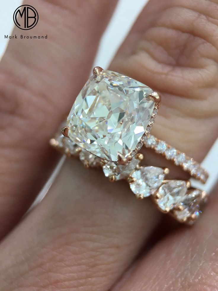 1000+ Ideas About Unique Wedding Rings On Pinterest