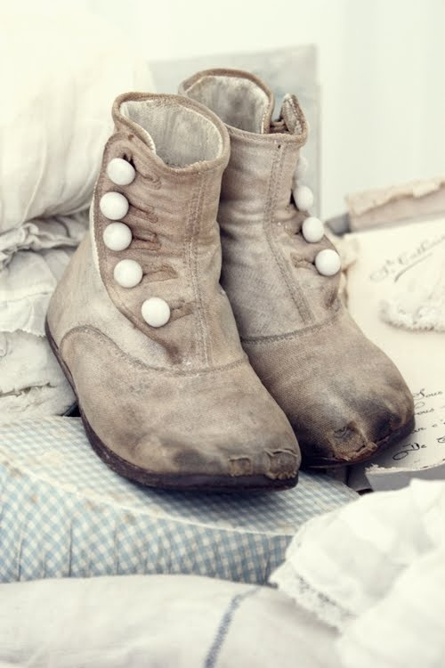 the history, of where these shoes were worn..