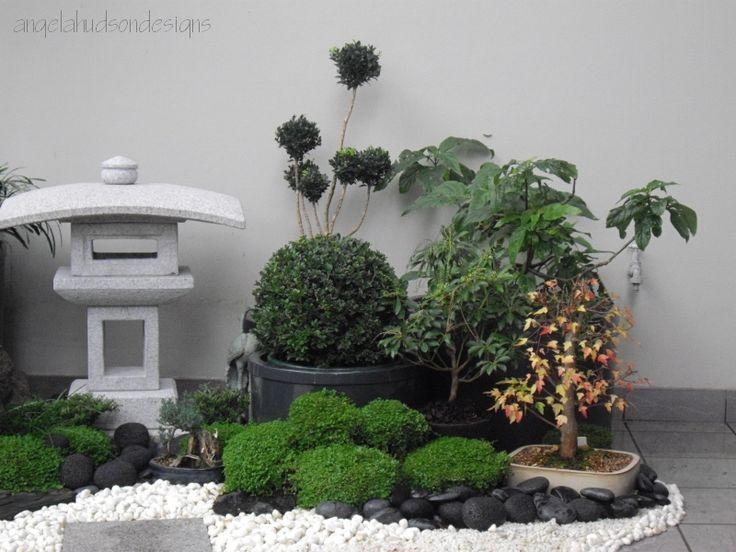 a balcony-take on the japanese garden