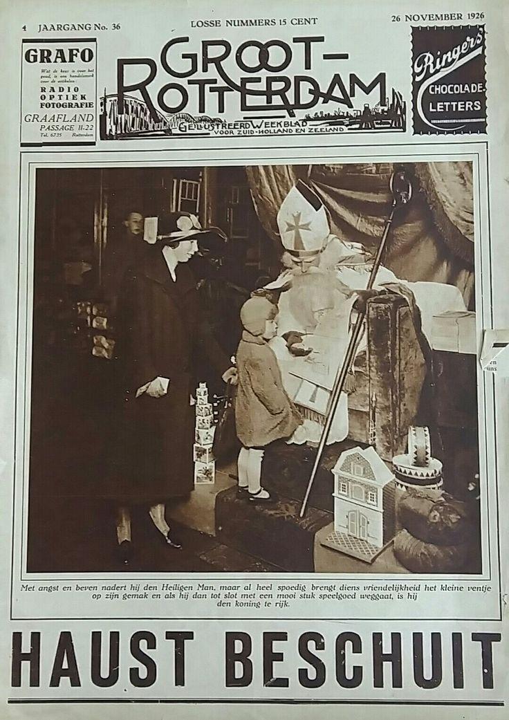Groot Rotterdam, weekblad 1926