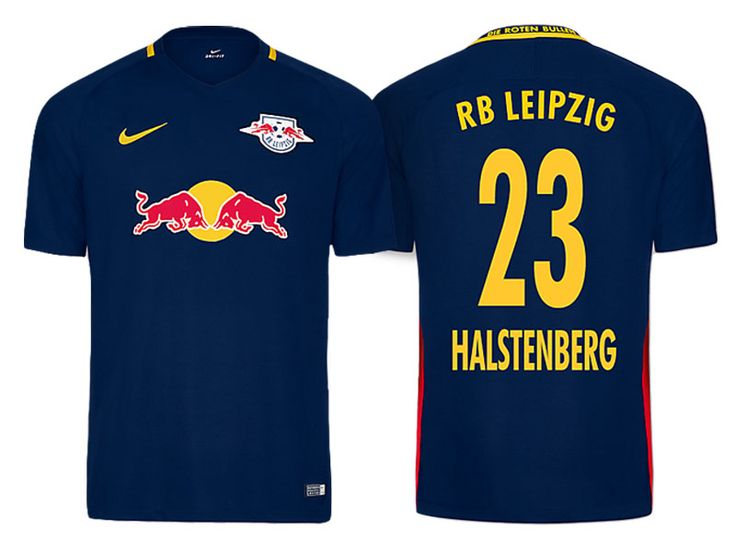Maillot Domicile RB Leipzig Marcel Halstenberg