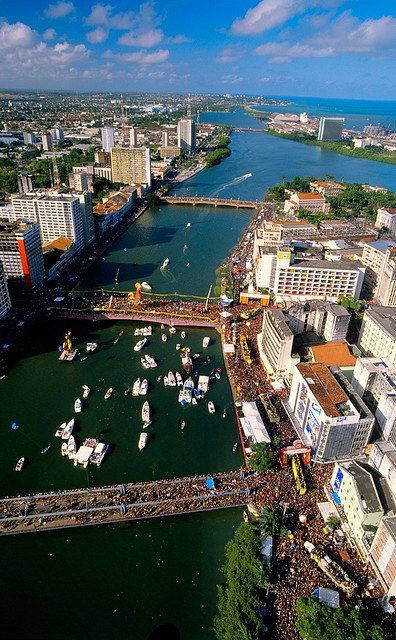 Galinho da Madrugada - Carnaval de Recife/PE - Brasil