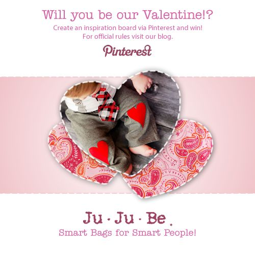 Will you be our Valentine? Visit our blog for official contest rules! Enter to win a unique Be Quick! Good luck!!