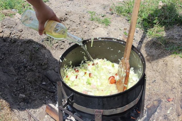 (un)intentional contemporary art in Transylvania: Another ancient vegetable recipe remake