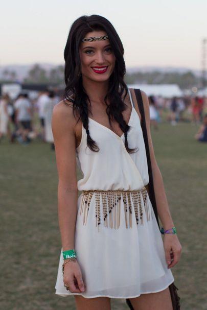 Sexiest women of coachella festival | British GQ