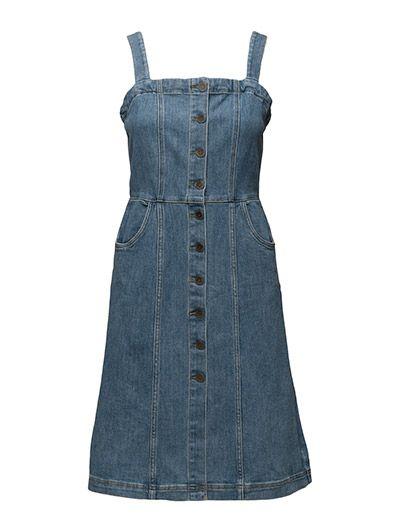 Vi har Gestuz Eliza Dress Ms17 (90s Blue) i lager på Boozt.com, för enbart 1599 kr. Senaste kollektionen från Gestuz. Shoppa tryggt & säkert, snabb leverans.
