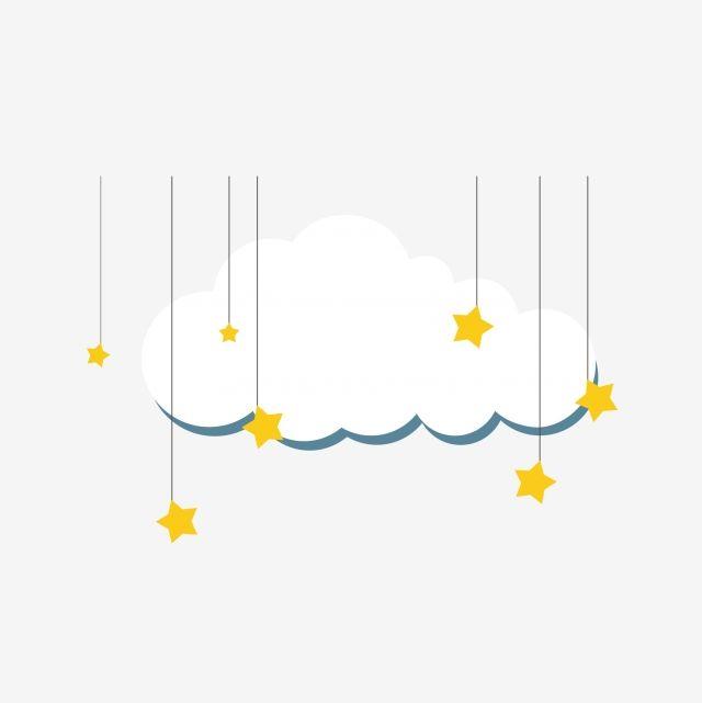 النجوم الكرتون لطيف الغيوم البيضاء الأطفال الملصق العناصر جميل رسوم متحركة نجمة Png والمتجهات للتحميل مجانا Kids Poster Banner Design Cute Cartoon