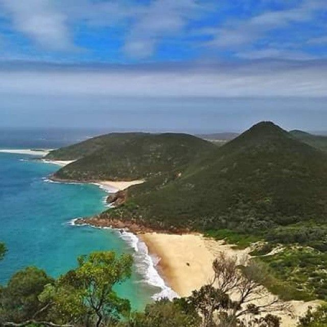 Campsites and Camping Port Stephens, New South Wales, Australia. 2-3 hours drive north from Sydney. Enjoy stunning beaches, whale watching, swimming with dolphins, sand boarding, fresh seafood and so much more.