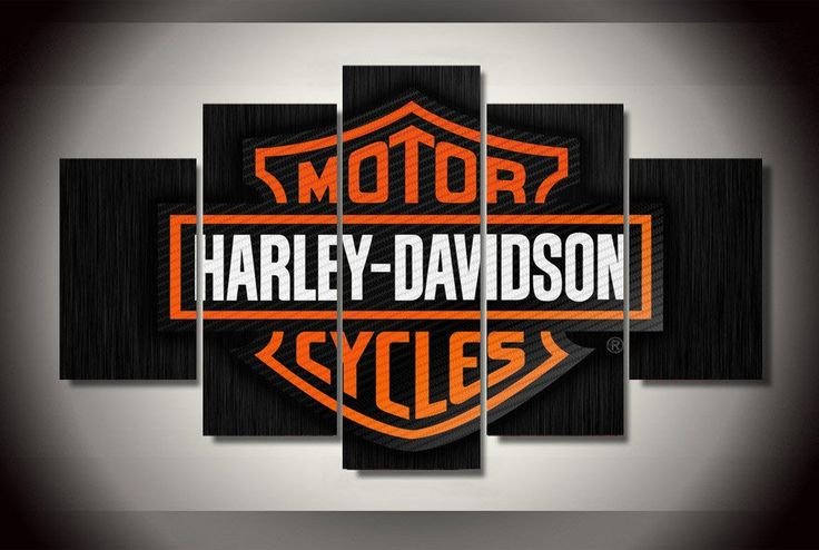 Painting Limited Edition Harley Davidson