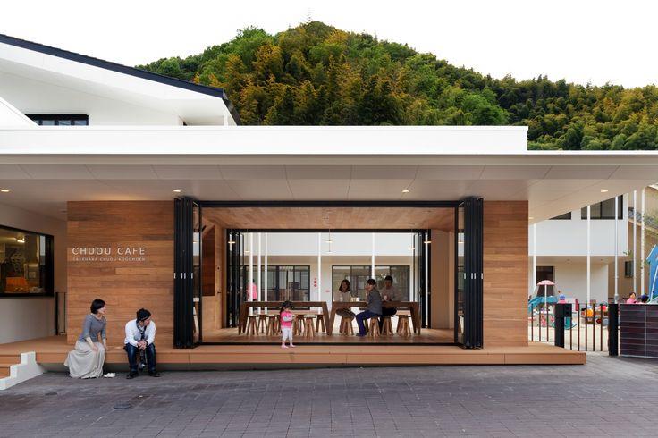 Gallery of C.O Kindergarten and Nursery / HIBINOSEKKEI + Youji no Shiro - 4