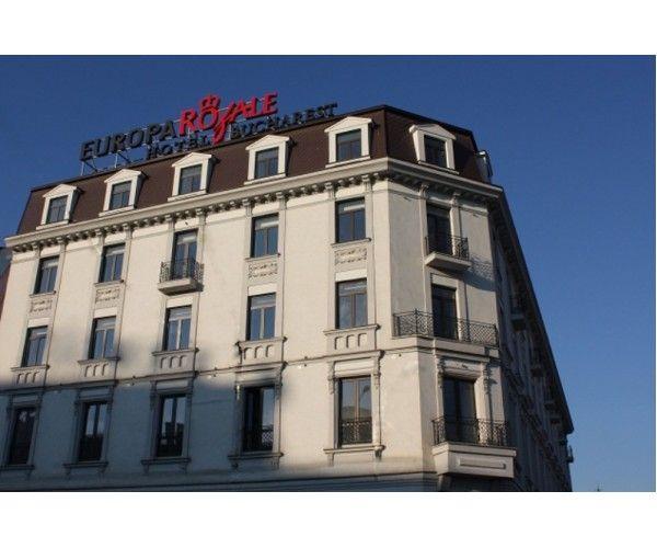 Exterior hotel Europa Royale Bucuresti