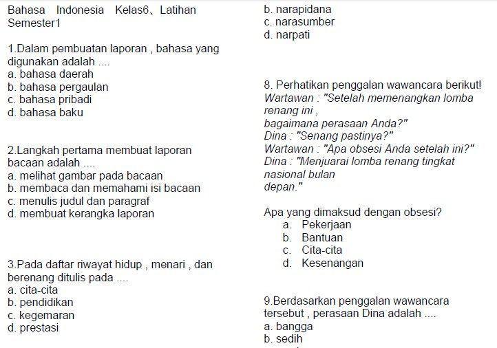 Blog Archives Ceilos Di 2020 Bahasa Bahasa Indonesia Latihan